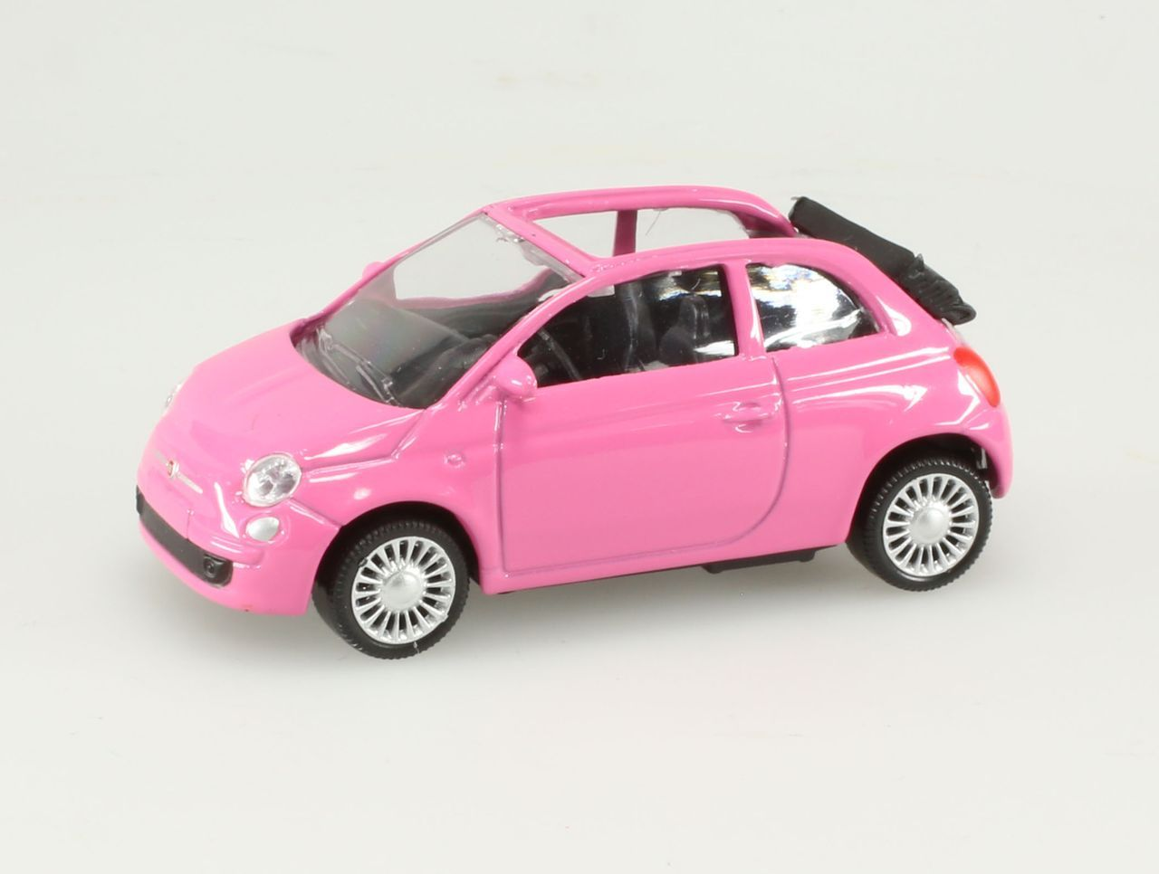 voiture civile miniature fiat 500 1 64 ebay. Black Bedroom Furniture Sets. Home Design Ideas