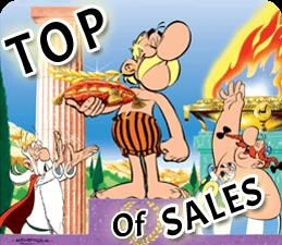 Top of sales