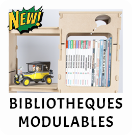 Bibliotheques Modulables