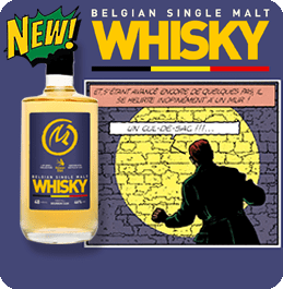 Whisky Single Malt Belgian Owl